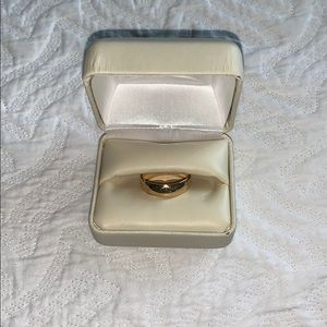 Other - Mens 6mm Gold Wedding Band